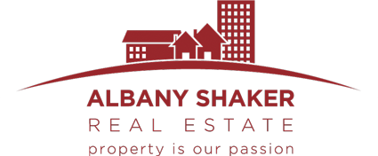 Albany Shaker Real Estate Logo